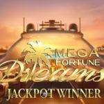 Mega Fortune winner